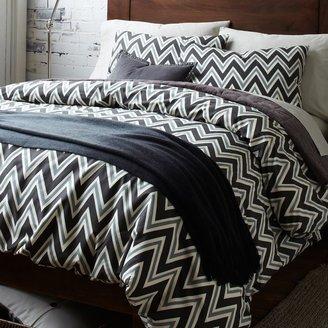 west elm Zigzag Layered Bed Set