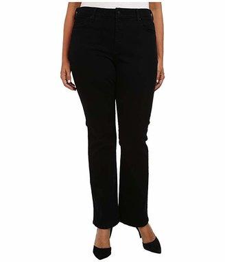 NYDJ Plus Size Plus Size Billie Mini Boot in Black