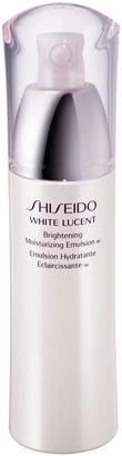 Shiseido Brightening Moisturizing Emulsion