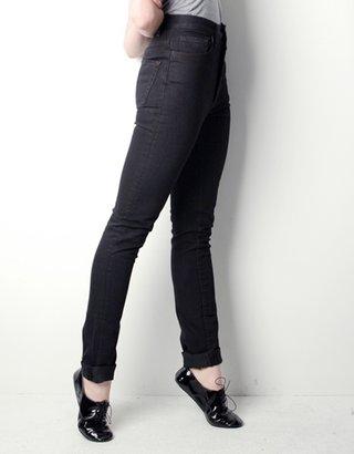 Acne Jeans Black Needle Jeans