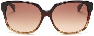 Diane von Furstenberg 58mm Square Sunglasses
