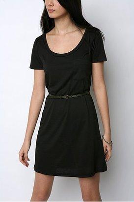 Silence & Noise Pocket Tee Dress