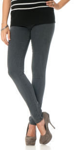 A Pea in the Pod AG Jeans Secret Fit Belly® Twill Signature Pocket Maternity Pants