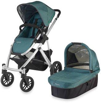 UPPAbaby Vista Stroller in Green Ella