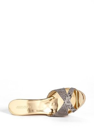 Jimmy Choo 'Pandora' Wedge Sandal