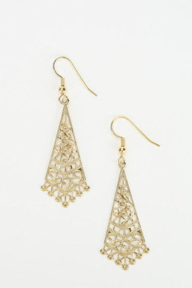Urban Outfitters Urban Renewal Filigree Earring