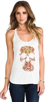 Haute Hippie Skull Tank