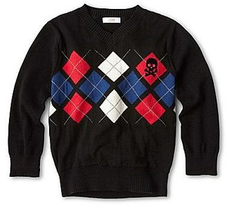 Joe Fresh Argyle Sweater - Boys 1t-5t