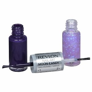 Revlon Nail Art Moon Candy Nail Enamel, Orbit