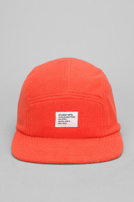 Stussy Polar Fleece 5-Panel Hat