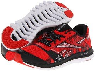 Reebok Kids Sublite Duo Chase (Little Kid) (Techy Red/Black/White) - Footwear