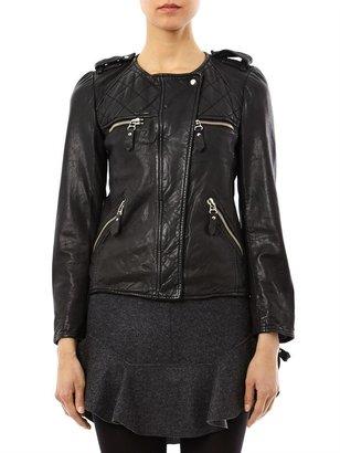 Etoile Isabel Marant Kady leather jacket