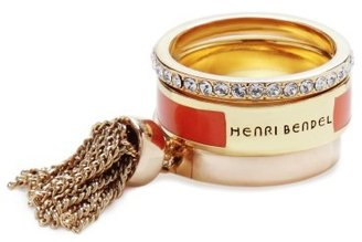 Henri Bendel Cleo Stack Ring