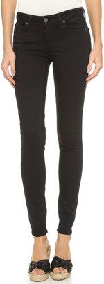 PAIGE Transcend Verdugo Ultra Skinny Jeans $179 thestylecure.com