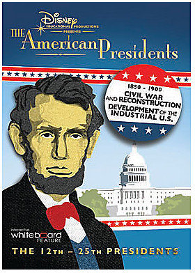 Disney The American Presidents Volume 2 DVD