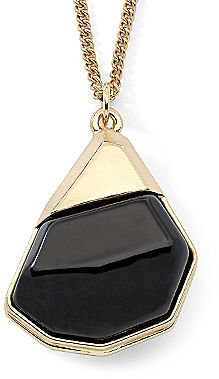 MNG by Mango Pendant Necklace