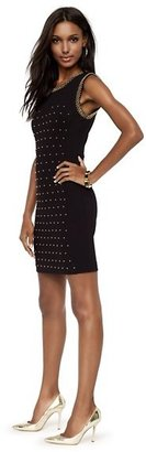 Juicy Couture Beaded Ponte Dress