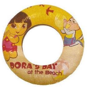 Nickelodeon Rand International Dora The Explorer Pool Tube (Set of 2)