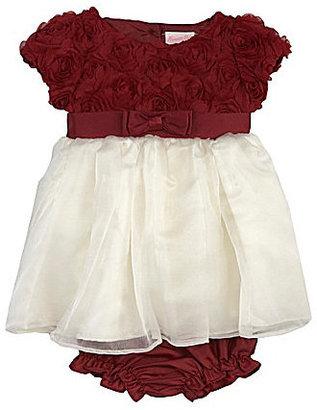 Nannette 3-9 Months Soutache-Bodice Dress