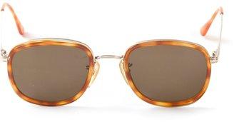Giorgio Armani Vintage oval frame sunglasses