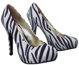 Mossimo Women's Verona Pumps - Zebra
