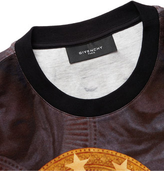 Givenchy Madonna-Print Cotton-Jersey T-Shirt