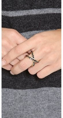 House Of Harlow Keyboard Wrap Ring