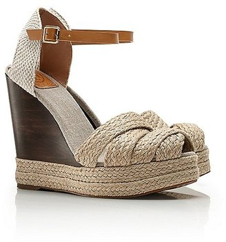 Tory Burch Georgie Wedge Espadrille