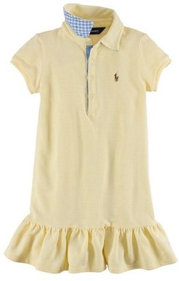 Polo Ralph Lauren Dress (Toddler Girls)