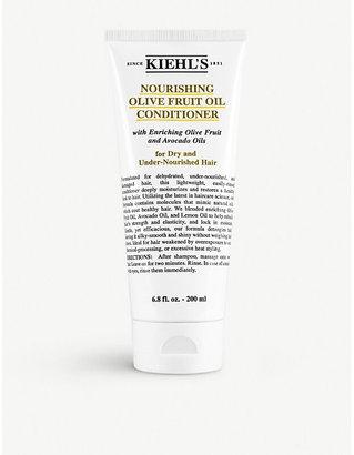 Kiehl's Lightweight Olive Fruit Oil Nourishing Conditioner, Size: 200ml
