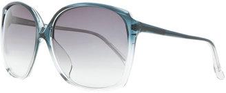 Matthew Williamson Acetate Sunglasses in Ocean Gradient