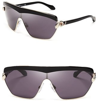 Roberto Cavalli Mirihi Shield Sunglasses