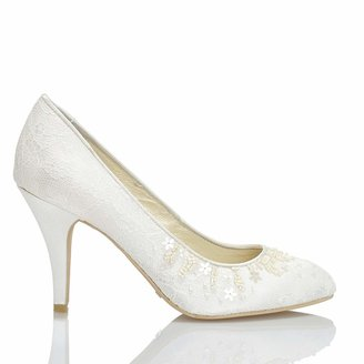 Menbur Wedding Women's Adriana Ivory Bridal 04612X704 4 UK