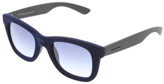 Italia Independent 0090VL.021.000 (Dark Blue Velvet Large) - Eyewear