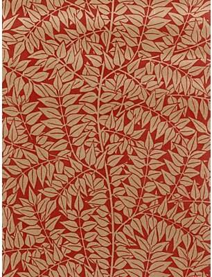 Morris & Co. Branch Wallpaper