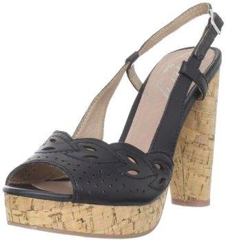 Envy Women's Banked Slingback Sandal