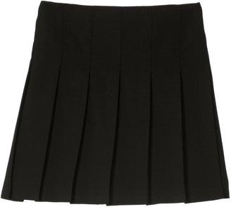 Trutex Girl's Junior Stitch Down Pleat Skirt