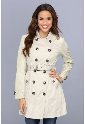 MICHAEL Michael Kors Double Breasted Trench M721009D