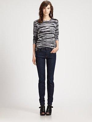 Proenza Schouler High-Waist Jeans