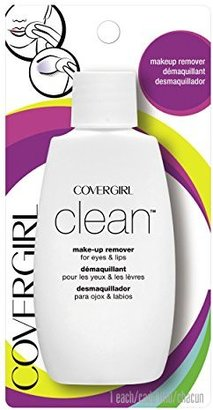 CoverGirl Clean Makeup Remover for Eyes & Lips, 0.1694 Pound $5.59 thestylecure.com