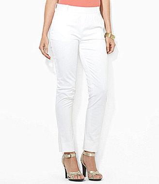 Lauren Ralph Lauren Cotton Sateen Pants