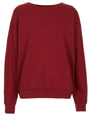 Topshop Slouchy Sweatshirt
