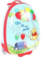 """Heys Disney Pooh 18"""" Wheeled Luggage"""