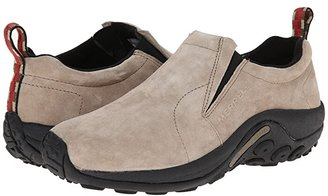 Merrell Jungle Moc (Gunsmoke Suede) Men's Slip on Shoes