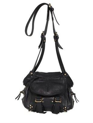 Jerome Dreyfuss Small Twee Soft Leather Shoulder Bag