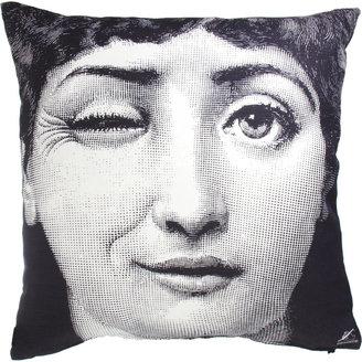 Fornasetti L'Anticipato Pillow