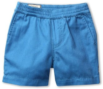 Volcom Frickin Elastic Short (Air Force BLue) Boy's Shorts