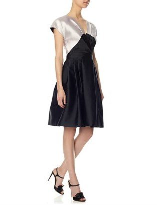 Temperley London Two Tone Freesia Dress