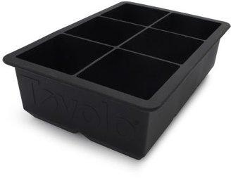 Tovolo Black King Cube Ice Tray