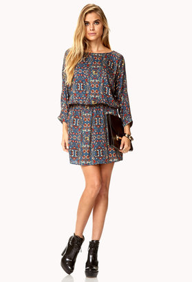 Forever 21 Down-to-Earth Dress